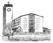 Kath. Pfarrei St. Hedwig Logo